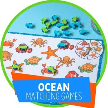 ocean matching games featured image
