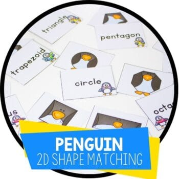 penguin 2d shape matching featured image
