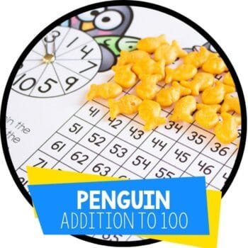 penguin addition to 100 chart featured image