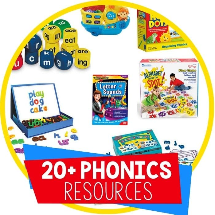 25 Tools Your Kids Will Love for Learning Letter Sounds