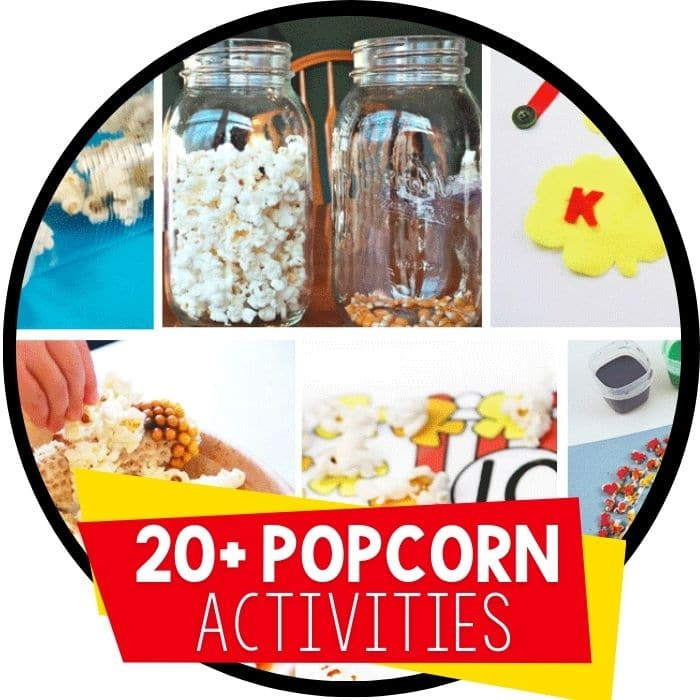 Magnificent Ideas For An Interactive Popcorn Unit Study