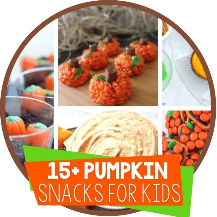 Fun Pumpkin Themed Food Ideas Kids Will Love