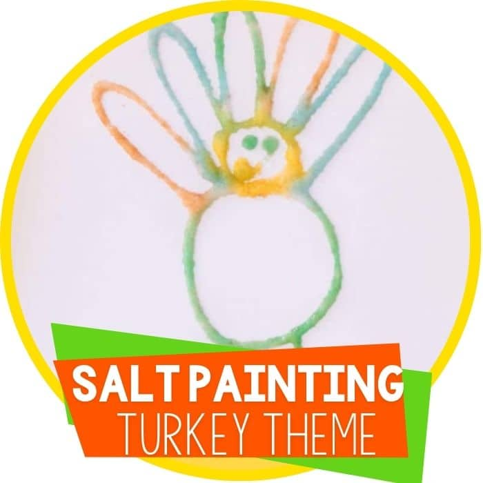 Salt Painted Turkey Featured