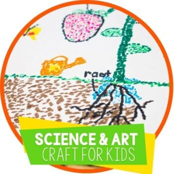 science and art project for kids featured image