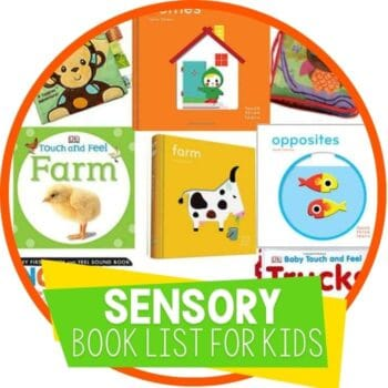 click to see sensory book list