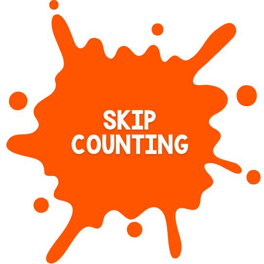 skip counting thumbnail