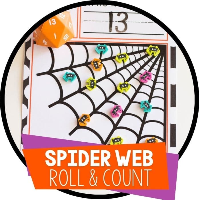spider web roll and count featured image