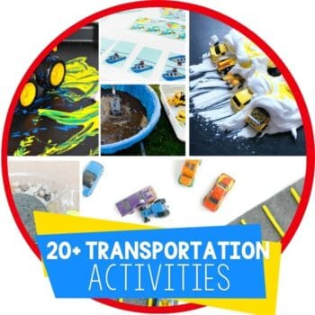 transportation activities featured image