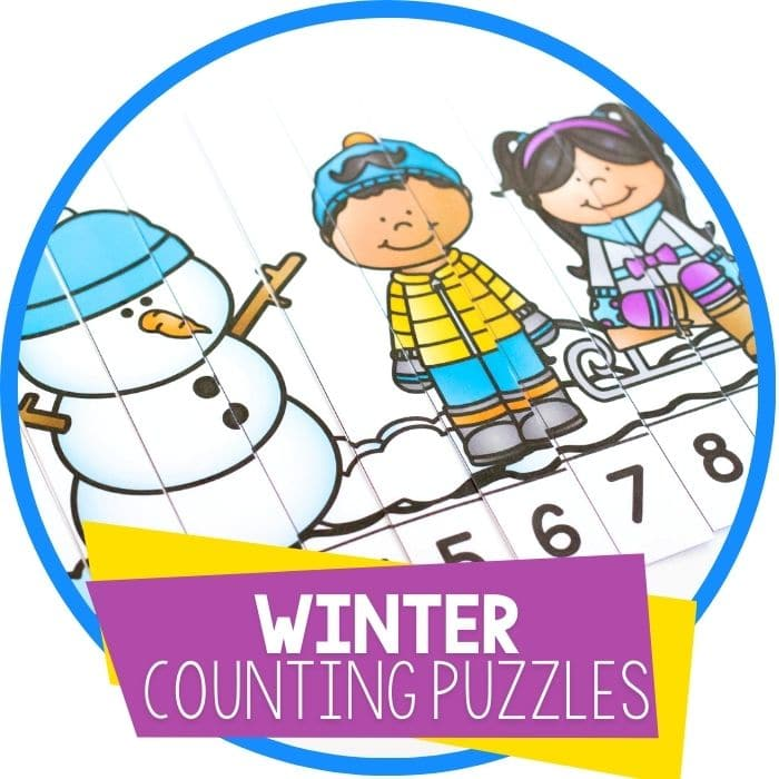 winter counting puzzles featured image