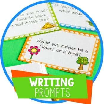 writing prompts featured image