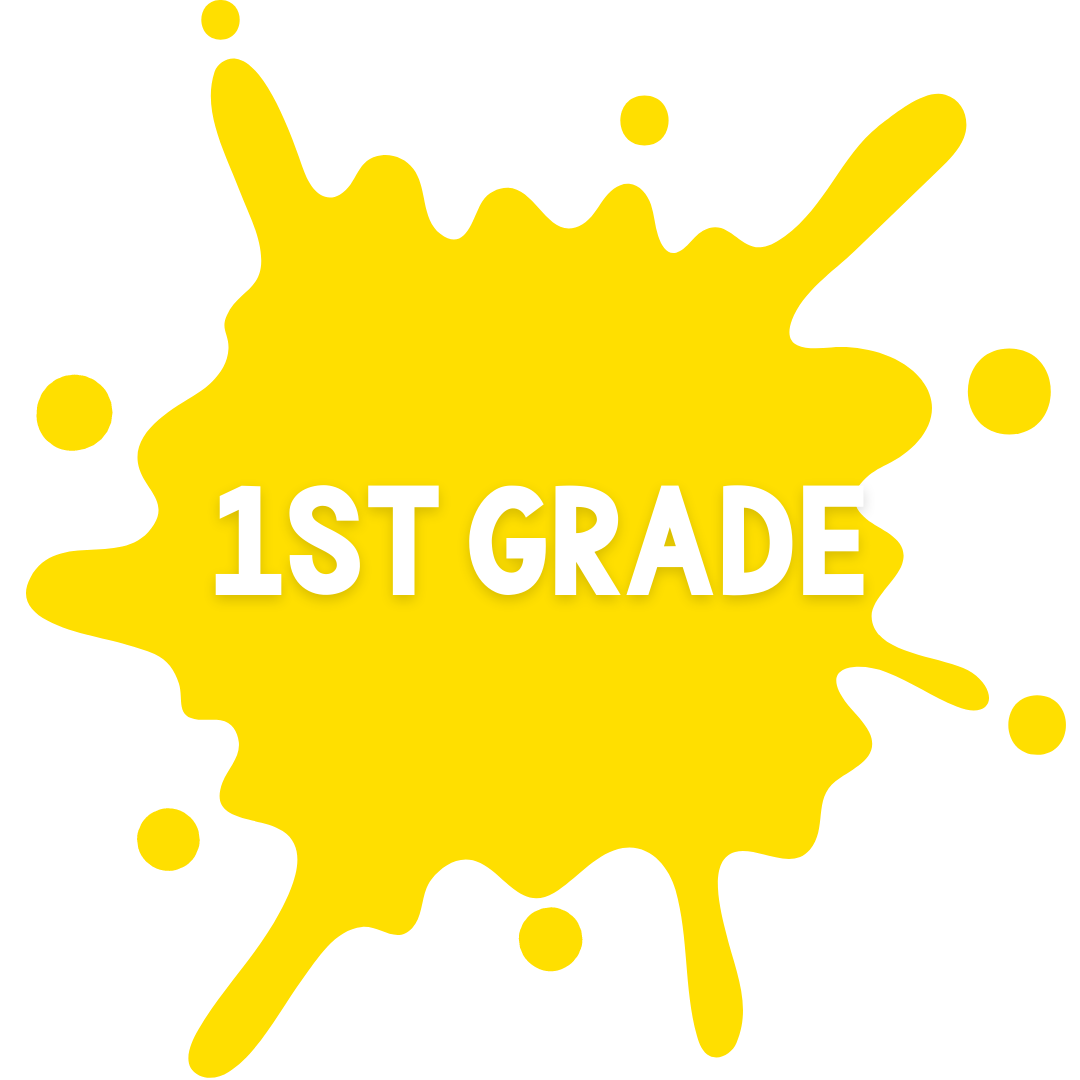 1st grade thumb