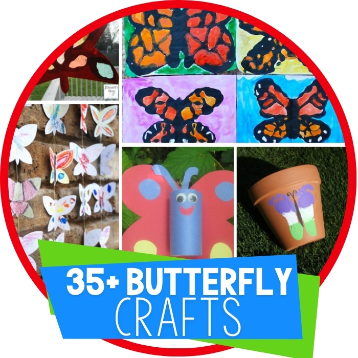 Butterfly Crafts and Activities