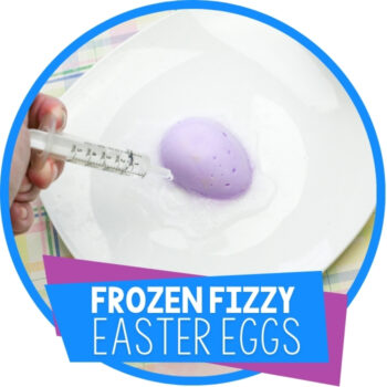 Frozen Fizzy Easter Eggs Featured Image