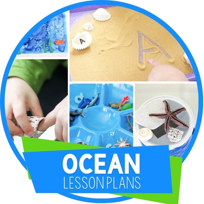 Easy Ocean Theme Preschool Lesson Plans
