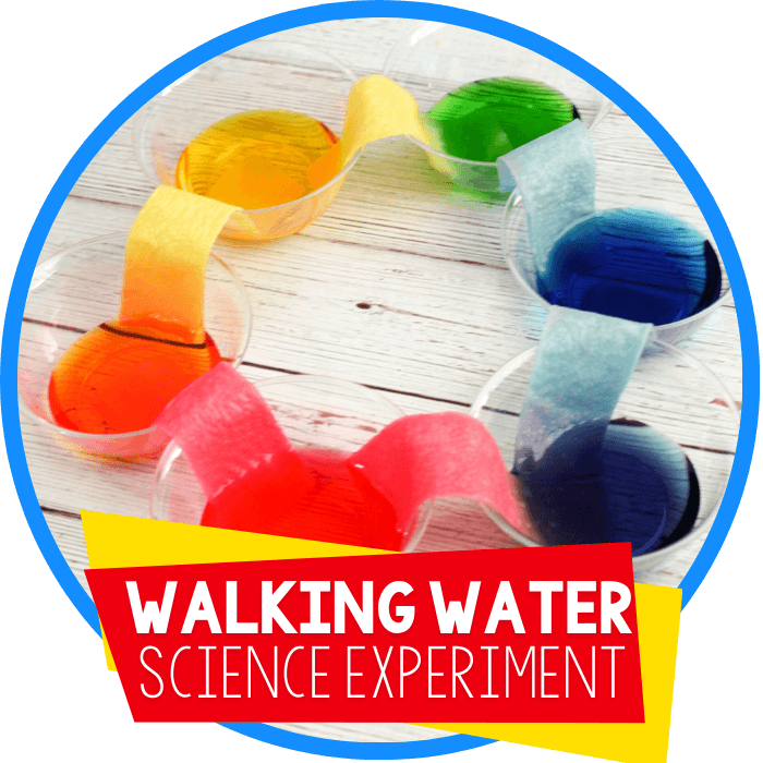 Walking water science experiment Featured Image