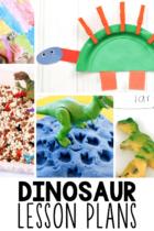 Dinosaur Theme Lesson Plans