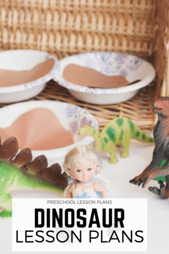 Dinosaur Lesson Plans