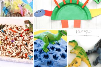 Dinosaur Lesson Plans featured image grid