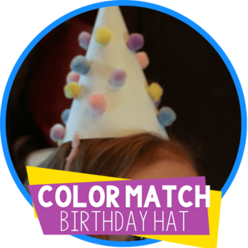 birthday hat template featured image