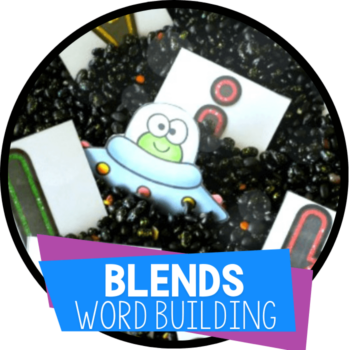 blends word building featured image