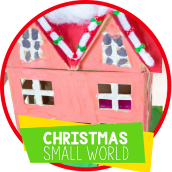 christmas theme small world play featured image