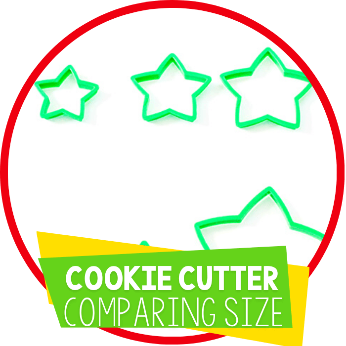 Learning Preschool Skills with Cookie Cutters