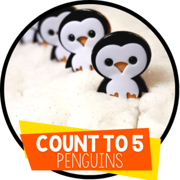 penguin counting activity featured image