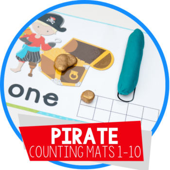 pirate counting mats 11 to 20 featured image