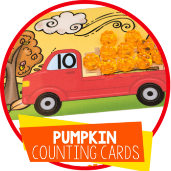 pumpkin counting cards featured image