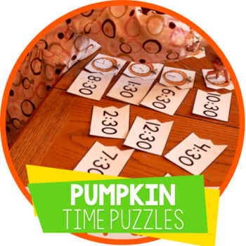 pumpkin theme time puzzles featured image