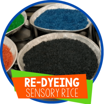 redyeing rice for sensory bins featured image