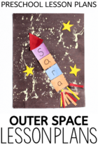 Outer Space Lesson Plans for Preschoolers