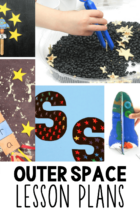 Outer Space Lesson Plans