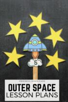 Outer Space Preschool Lesson Plans