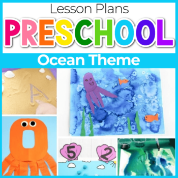 Ocean Preschool Lesson Plans