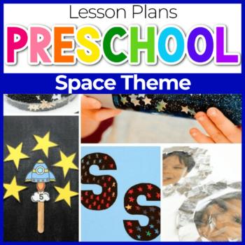 Space Theme Preschool Lesson Plans
