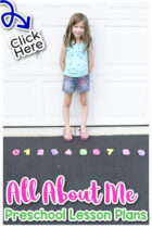 All About Me Lesson Plans for Kids