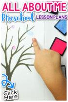 All About Me Preschool Lesson Plans