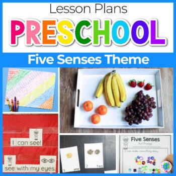 Five Senses Square Featured Image