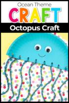 Ocean Theme Craft for Kids