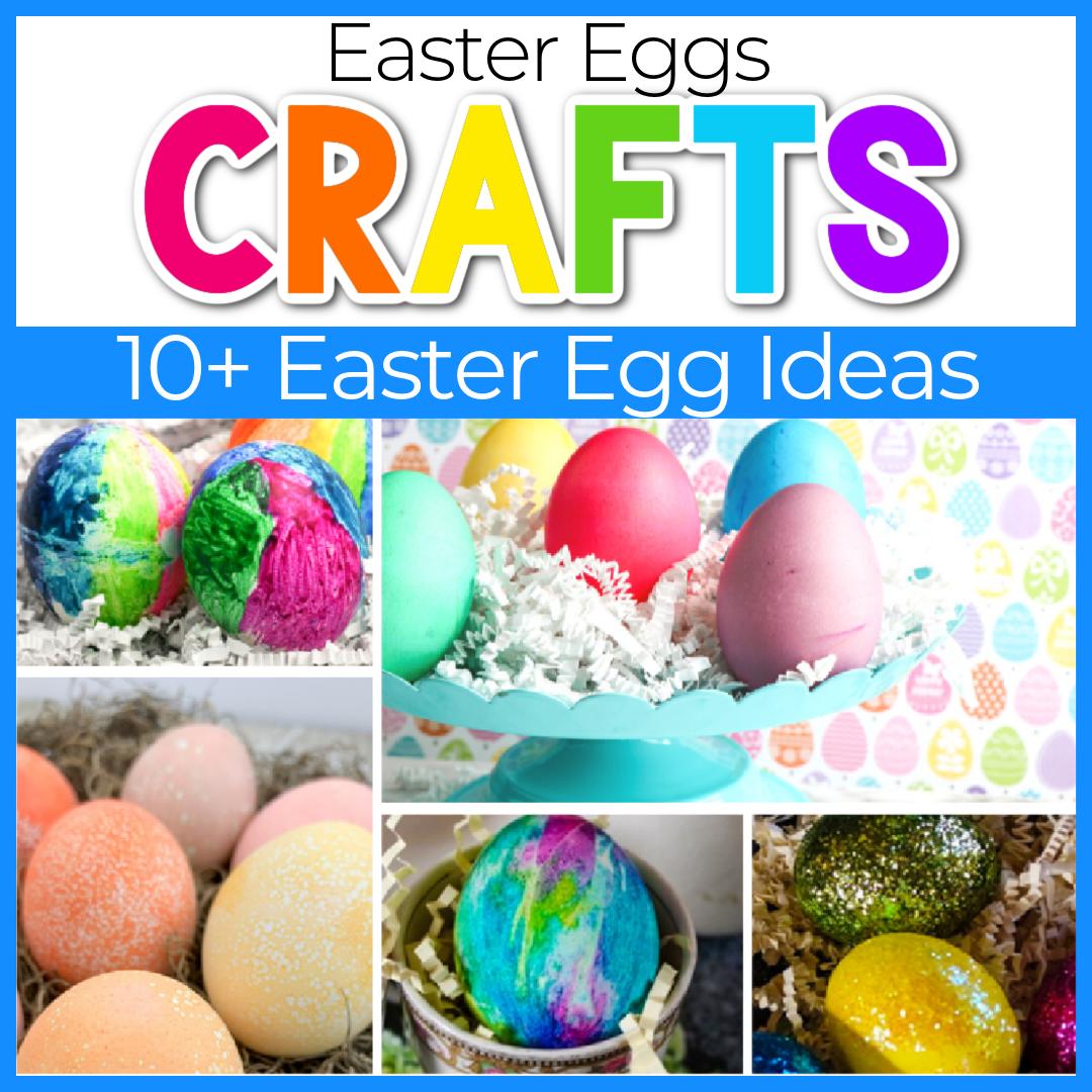 easter egg craft ideas for kids