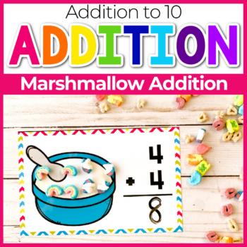 marshmallow addition mats