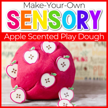 apple scented play dough recipe cover sq