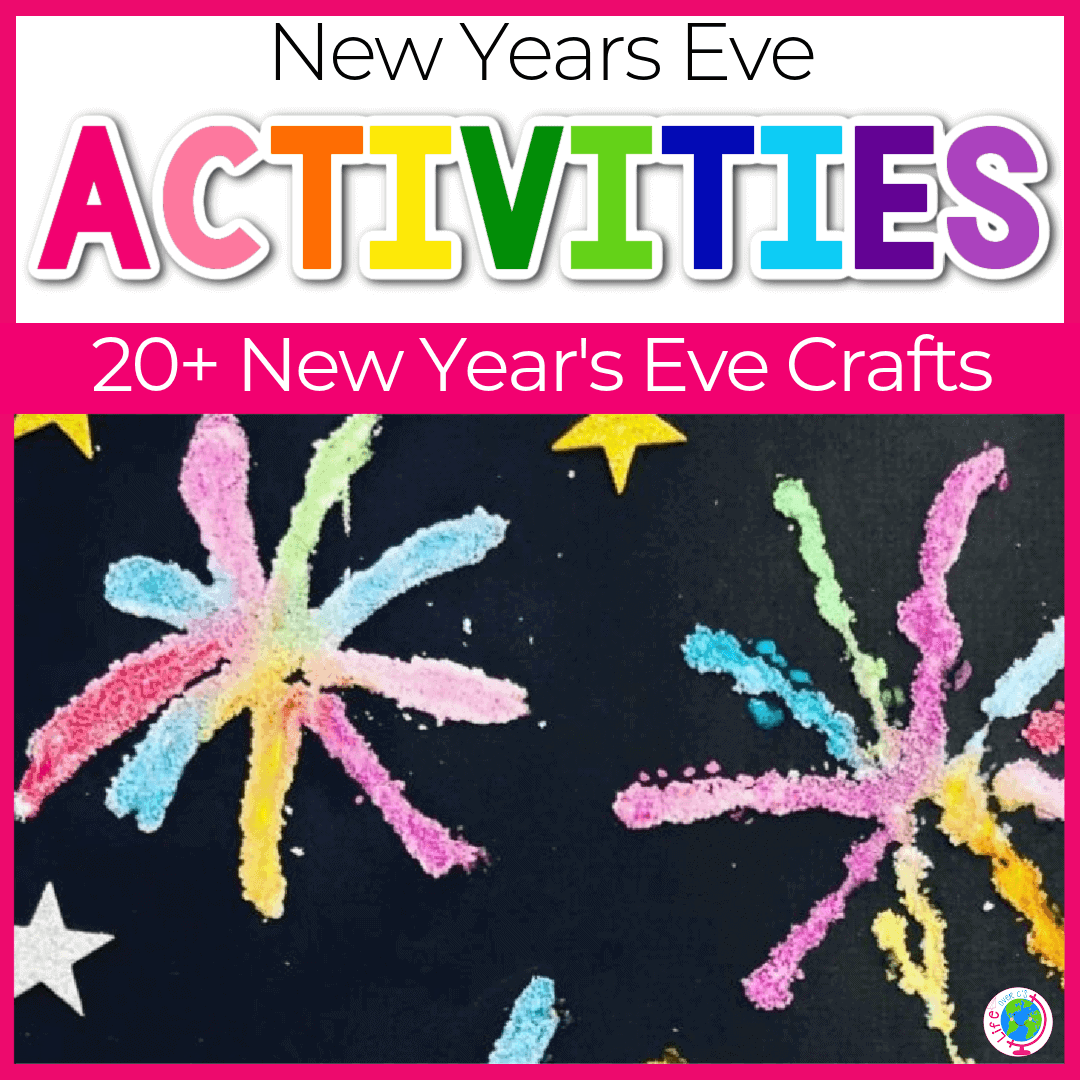 Fun & Festive New Years Activities For Kids